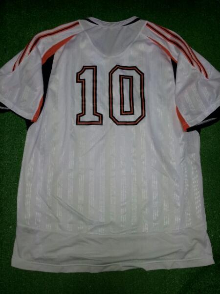 巨人軍10 阿部慎之助'12実使用ユニフォームシャツ