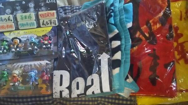 湘南乃風 タオル Tシャツ ストラップ マグネット 7点セット ライブグッズの画像