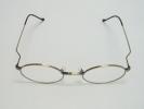 新品 アミパリ メガネ UA3600-11-46 アンティークゴールド AMIPARIS ユニオンアトランティック フレーム/日本製 ラスト1本