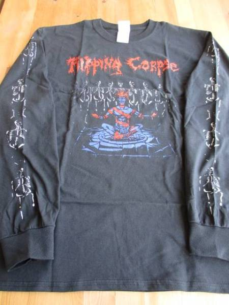 Ripping Corpse 長袖Tシャツ ロンT Dreaming With The Dead