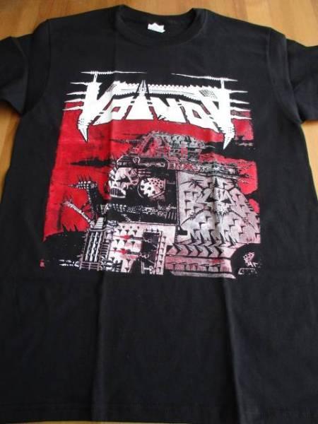 VOIVOD Tシャツ Rrroooaaarrr 黒M / razor sacrifice slayer