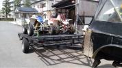 シーマリン フラットトレーラー バギー スノーモービル