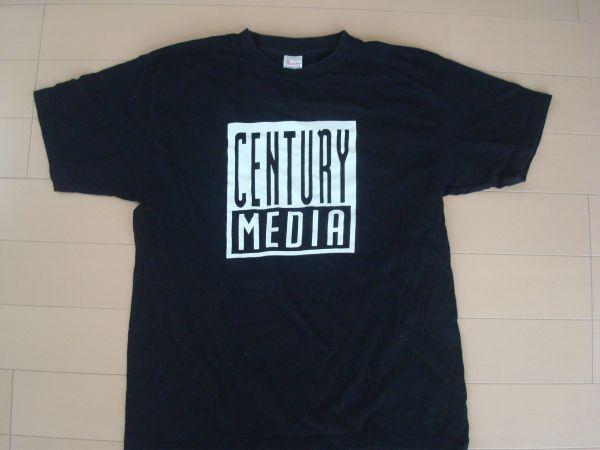 バンドT CENTURY MEDIA Tシャツ