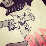 the Gazette BM ラグランTシャツ(Tweetyコラボ)新品 物販