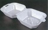 14-23708 未使用 使い捨てトレー バーガーパック20 白 50入 容器 テイクアウト 消耗品 ケース 食器容器 フードパック ハンバーガー容器