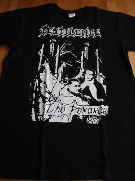Pestilence Tシャツ The Penance 黒M / slayer possessed sodom