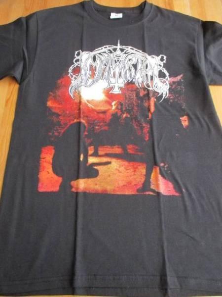 IMMORTAL Tシャツ 黒M / mayhem morbid darkthrone marduk