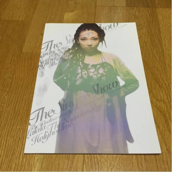 ◆MISIA 2005 ツアーパンフレット◆