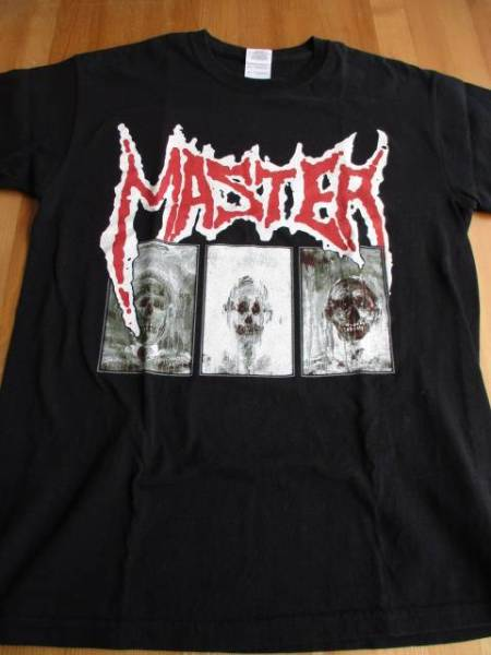 中古 MASTER Tシャツ collection of souls 黒M