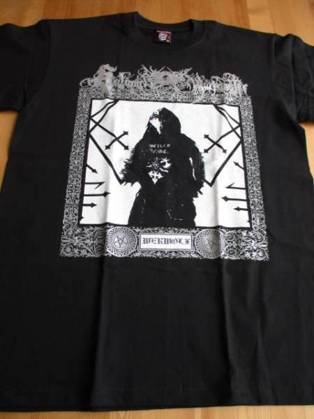 Satanic Warmaster Tシャツ werwolf 黒M バックプリントあり