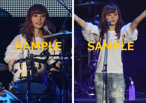 RINA『SCANDAL ARENA TOUR 2015-2016 PERFECT WORLD』生写真