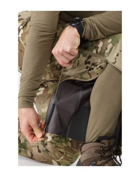 レア ARC'TERYX LEAFアルファ パンツGen2 XL検betaベータthetaシータltアトムcoldジャケットar fission pants bib wx jacket hoody sv atom_裾部分の絞りも調節可能