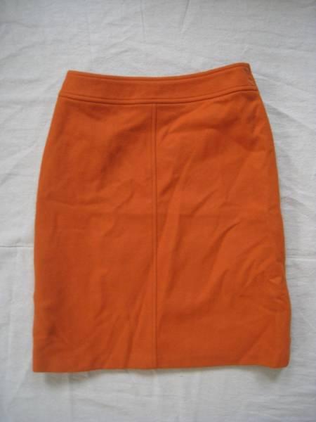 【良品!】 ● Te chi chi / テチチ ● きれいラインウールスカート M