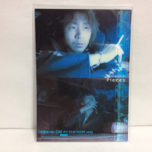 L'Arc~en~Ciel TRADING CARD PERFECT COLLECTION 2 No.147