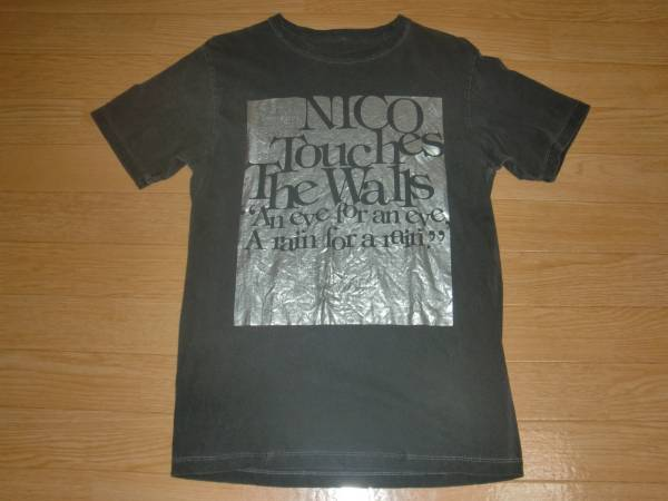NICO Touches the Walls ニコタッチズザウォールズ●Tシャツ●