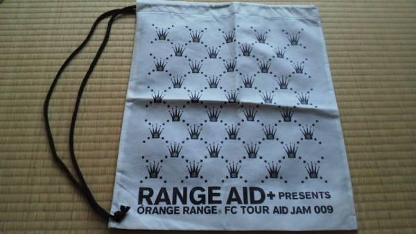 オレンジレンジ エイドジャム009ツアーバッグ