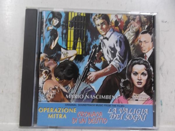 即決 Operazione Mitra/Cronaca Soundtrack Collection/インポートcd_画像1