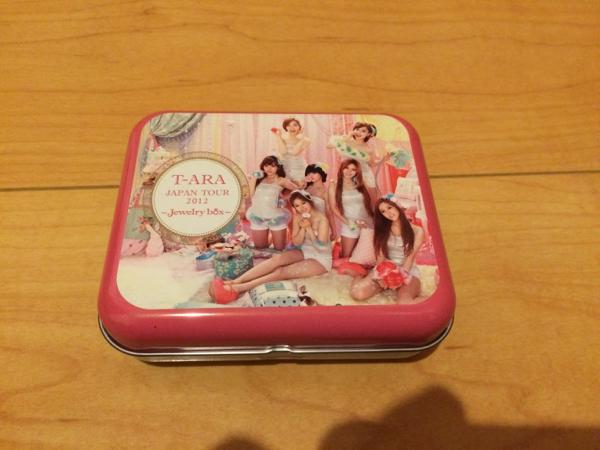 T-ARA Jewelry box 缶バッチ バッジ ジヨン ボラム ウンジョン