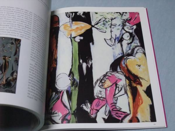 「Abstract~」アート  Mark Rothko Barnett Newman Jackson Pollock Sam Francis 他_画像3