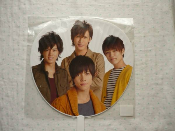 関西Jr. X'mas クリパ 2012☆7WESTうちわ/ジャニーズWEST