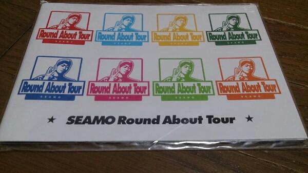 SEAMO シーモ ツアーパンフレット美品