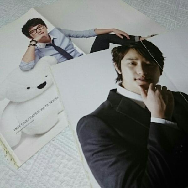 ◆韓国 【 パク・シフ 】☆ ポスター 2枚セット ★ ②