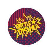 即決 HMV限定 BATTLE☆DISH// ファブリックミラー 新品未開封