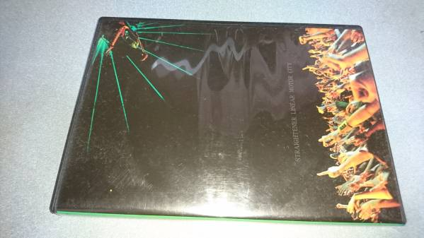 STRAIGHTENER ライブDVD2枚組 ストレイテナー 送料164円 ライブグッズの画像