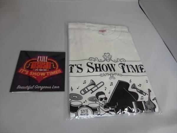 ★新品未使用★EXILE ATSUSHI アツシ TシャツS+CD EX2