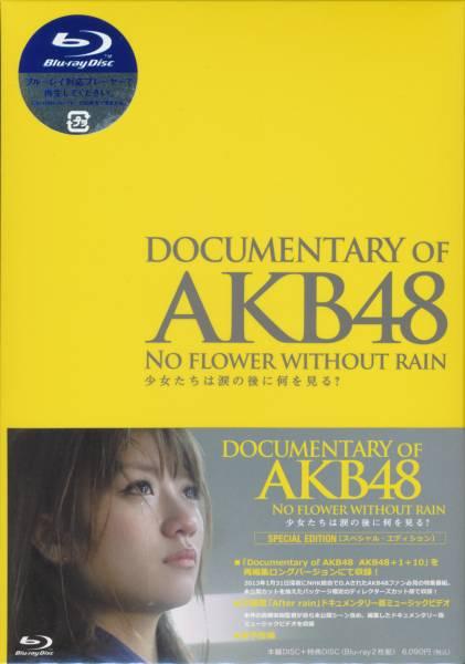 AKB48『Documentary of AKB48』(BluRay)+写真9枚 ライブ・総選挙グッズの画像