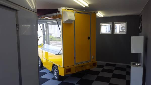 「★☆北海道限定!移動販売車、キッチンカー用ボックス☆★」の画像2