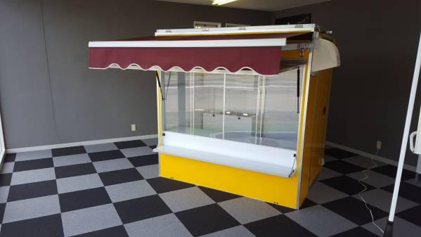 「★☆北海道限定!移動販売車、キッチンカー用ボックス☆★」の画像3