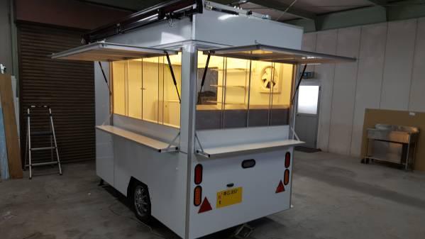 「◆◇ 北海道限定!移動販売車・ケータリング・キッチンカー◇◆」の画像3