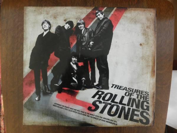 ローリングストーンズ TREASURES OF THE ROLLING STONES ライブグッズの画像