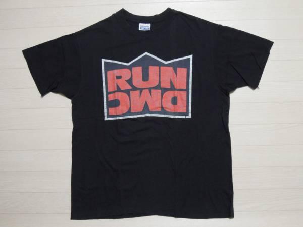 91年 RUN DMC BACK FROM HELL Tシャツ/adidas public enemy RAP