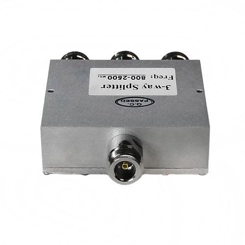 800MHz~2500MHz対応★シグナルスプリッター 3分配器 NJ_画像3