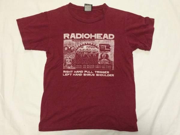 00年 レディオヘッド Tシャツ RADIOHEAD スタンリー・ドンウッド