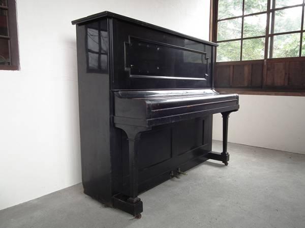 T086. 稀少 裸のラリーズ使用 ピアノ 象牙 楽器 / アンティーク_画像2