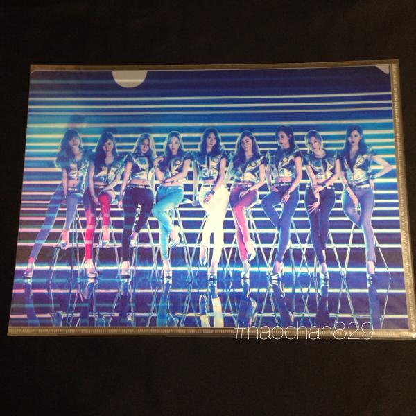 非売品 galaxysupernova FC更新 クリアファイル 未開封 少女時代/テヨン ジェシカ ユナ ティファニー CD DVD Blu-ray サイン タオル コンサートグッズの画像