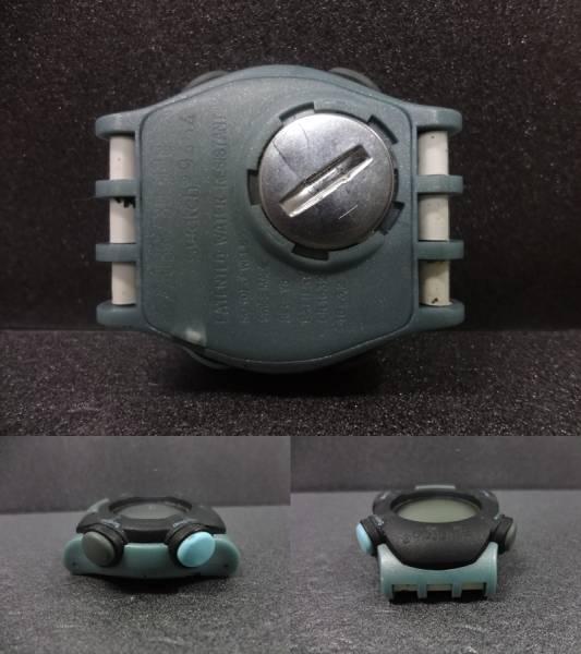 ◇◆SWATCH STILL WORKING スウォッチ デジタル 腕時計 SQZ103 ジャンク_画像3