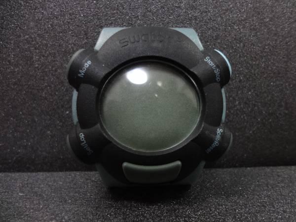 ◇◆SWATCH STILL WORKING スウォッチ デジタル 腕時計 SQZ103 ジャンク_画像1