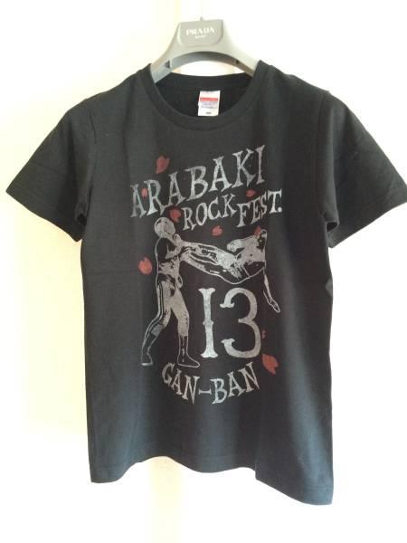 即決★新品アラバキ13 TシャツXS★フジロック通し券ARABAKI ライブグッズの画像