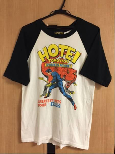布袋寅泰 GREATEST HITS TOUR 1999 Tシャツ HOTEI BOOWY