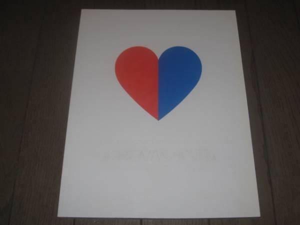 KREVA パンフレット CONCERT TOUR '09-'10 心臓