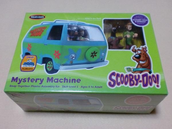 ポーラライツ スクービードゥー ミステリーマシーン Scooby-Doo The Mystery Machine POLARLIGHTS 814