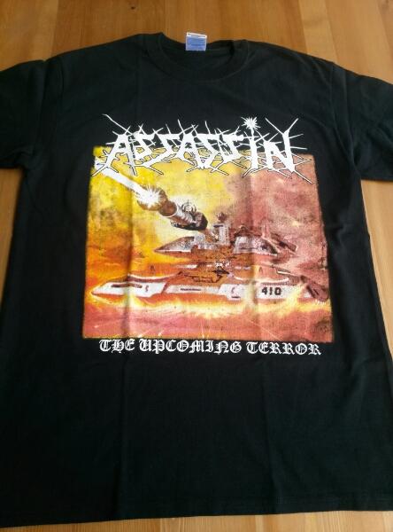 Assassin Tシャツ 黒M / destruction venom metallica sodom