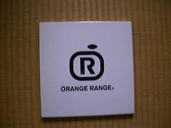 ORANGE RANGE ツアーパンフレット 05 NATURAL オレンジレンジ