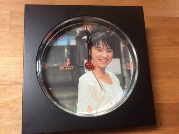 ♪鈴木亜美 ボイスアラームクロック 目覚まし時計♪難有り