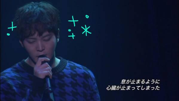 チュウォン☆2015 ファンミ SWEET SMILE SPECIAL DVD☆_熱唱チュウォン