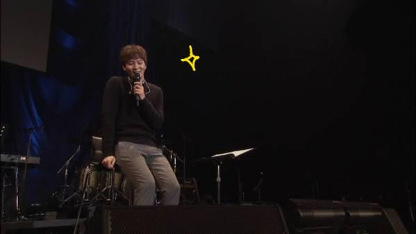 チュウォン☆2015 ファンミ SWEET SMILE SPECIAL DVD☆_トーク